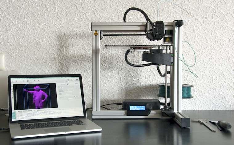 Felix3.0 3d-printer